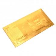 Луксозен плик за пари - евро