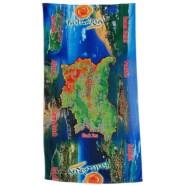ХАВЛИЯ - картата на България
