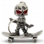 Ключодържател скелет