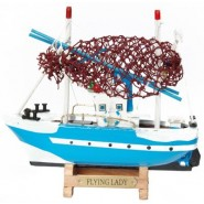 Сувенирна рибарска лодка