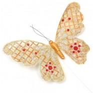 Пеперуда на постамент