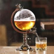 Диспенсър за алкохол с канелка