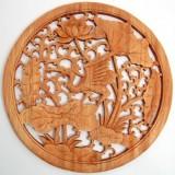 Дървено пано