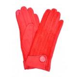 Дамски ръкавици с копче