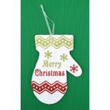 Ръкавичка -  Merry Christmas