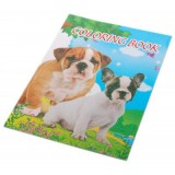Книжка за оцветяване - кучета