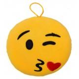Възглавничка - еможи целувка