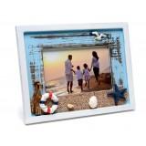 Рамка за снимки - морски стил