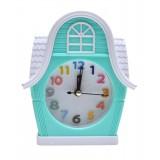 Настолен часовник - къщичка