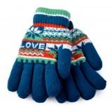 Детски ръкавици - LOVE