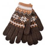 Мъжки ръкавици - плетени
