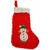Коледно чорапче за подаръци
